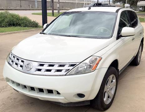 2005 Nissan Murano for sale in Austin, TX