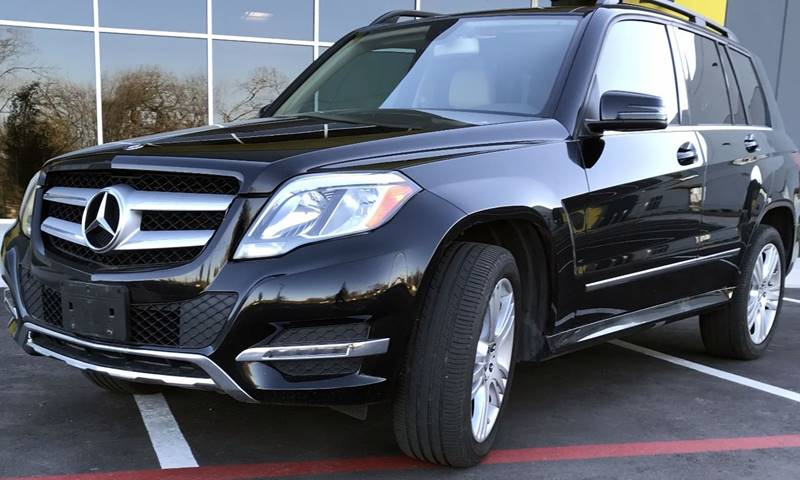 Mercedes-Benz GLK 2014 GLK 250 BlueTEC AWD 4MATIC 4dr SUV