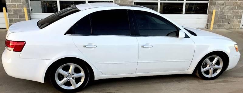 2006 Hyundai Sonata GLS V6 4dr Sedan - Austin TX