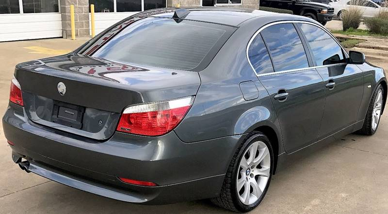 2004 BMW 5 Series 545i 4dr Sedan - Austin TX