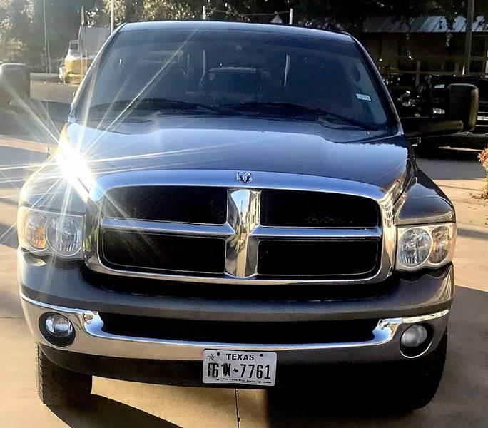 2005 Dodge Ram Pickup 2500 4dr Quad Cab SLT 4WD SB - Austin TX