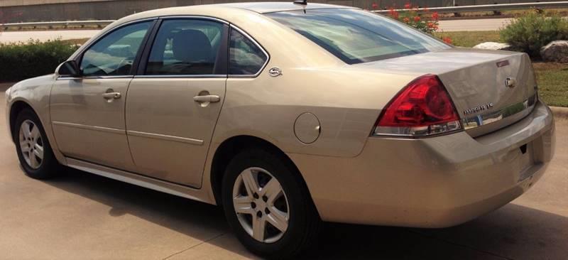 2009 Chevrolet Impala LS 4dr Sedan - Austin TX