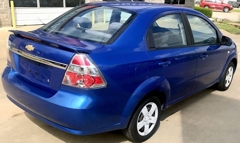 2007 Chevrolet Aveo LS 4dr Sedan - Austin TX