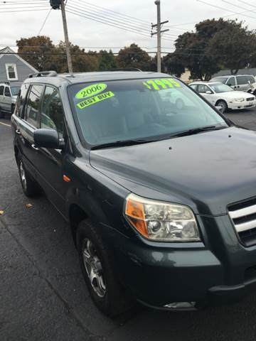 2006 Honda Pilot for sale in Milwaukee, WI