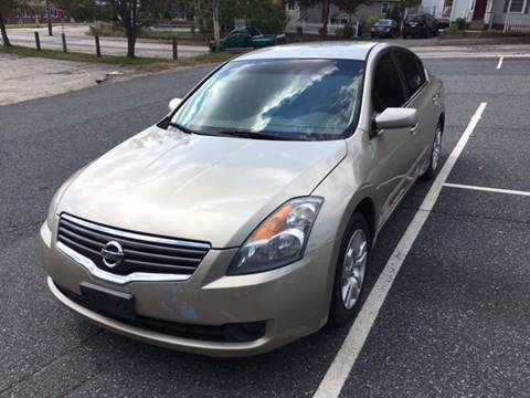 2009 Nissan Altima for sale in Marlborough, MA
