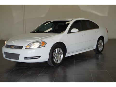 2012 Chevrolet Impala for sale at First Auto Connection in Houston TX