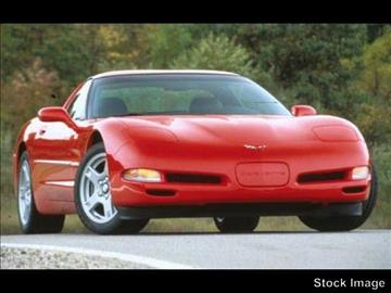 1997 Chevrolet Corvette for sale at First Auto Connection in Houston TX