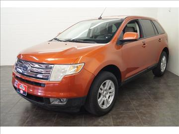 2008 Ford Edge for sale at First Auto Connection in Houston TX