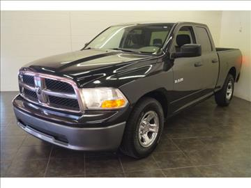 2010 Dodge Ram Pickup 1500 for sale at First Auto Connection in Houston TX