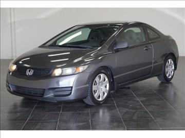 2010 Honda Civic for sale at First Auto Connection in Houston TX