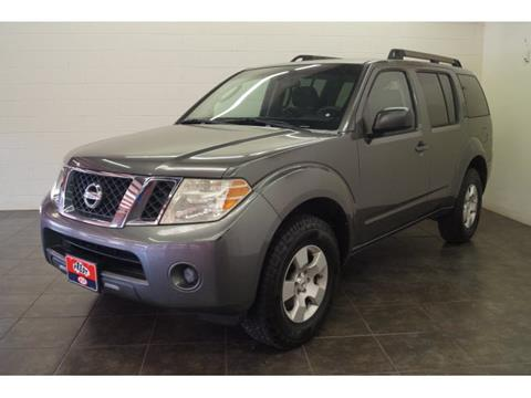 2008 Nissan Pathfinder for sale at First Auto Connection in Houston TX