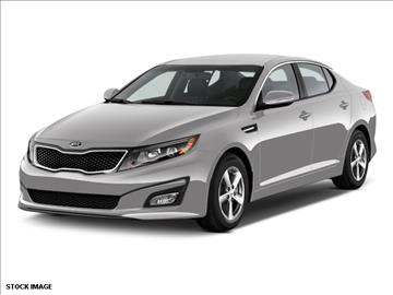 2015 Kia Optima for sale at First Auto Connection in Houston TX