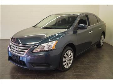 2014 Nissan Sentra for sale at First Auto Connection in Houston TX