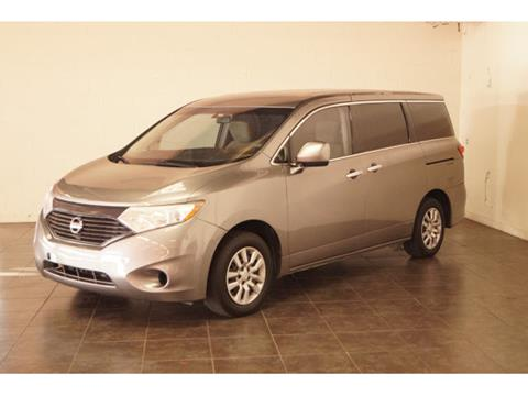 2013 Nissan Quest for sale in Houston, TX