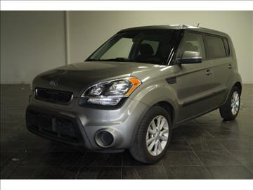 2013 Kia Soul for sale at First Auto Connection in Houston TX