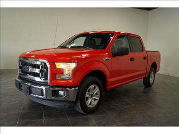 2016 Ford F-150 for sale at First Auto Connection in Houston TX