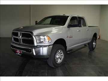 2016 RAM Ram Pickup 2500 for sale at First Auto Connection in Houston TX