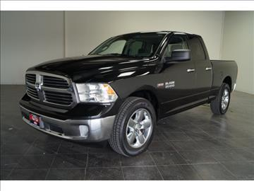 2016 RAM Ram Pickup 1500 for sale at First Auto Connection in Houston TX