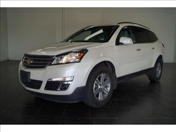 2015 Chevrolet Traverse for sale at First Auto Connection in Houston TX