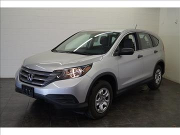 2013 Honda CR-V for sale at First Auto Connection in Houston TX