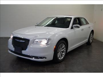 2016 Chrysler 300 for sale at First Auto Connection in Houston TX