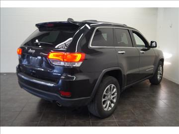 2015 Jeep Grand Cherokee for sale at First Auto Connection in Houston TX
