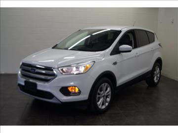 2017 Ford Escape for sale at First Auto Connection in Houston TX