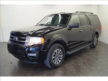2016 Ford Expedition EL for sale at First Auto Connection in Houston TX