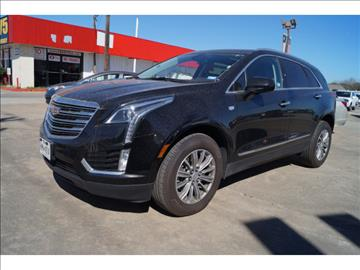 2017 Cadillac XT5 for sale at First Auto Connection in Houston TX