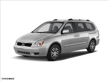 2012 Kia Sedona for sale at First Auto Connection in Houston TX