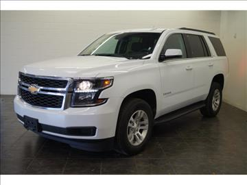 2016 Chevrolet Tahoe for sale at First Auto Connection in Houston TX