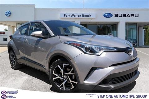 Used Toyota C Hr For Sale In Fort Walton Beach Fl Carsforsale Com