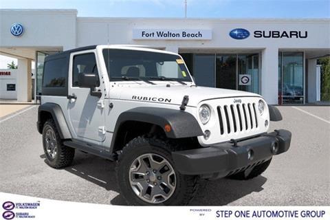 2017 Jeep Wrangler for sale in Fort Walton Beach, FL