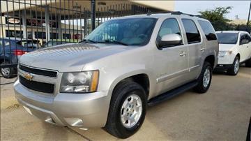 2007 Chevrolet Tahoe for sale in Carrollton, TX