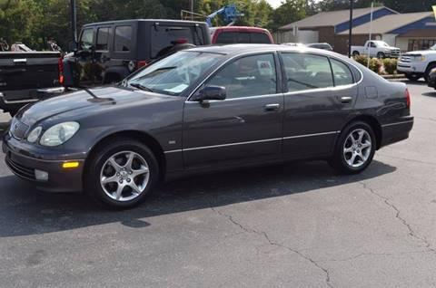 2002 Lexus GS 300 for sale in Elkin, NC
