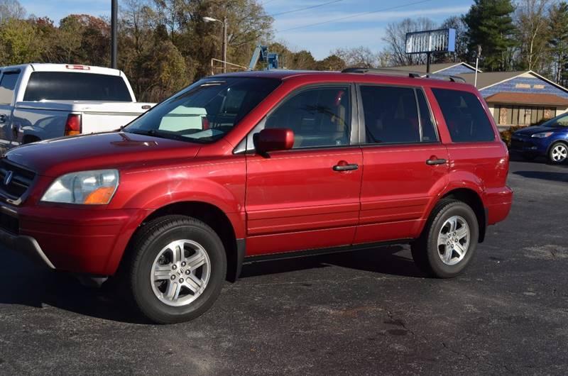 2005 Honda Pilot 4dr EX L 4WD SUV W/Leather   Elkin NC