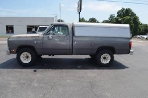 1989 Dodge RAM 250 for sale in Elkin, NC