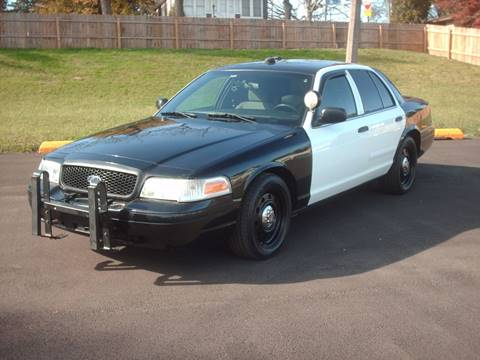 2008 Ford Crown Victoria for sale at Car Mas Broadway in Crest Hill IL