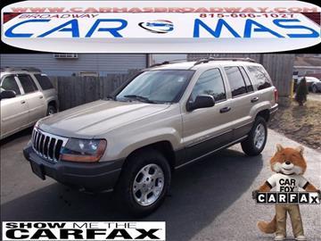 2001 Jeep Grand Cherokee for sale in Crest Hill, IL