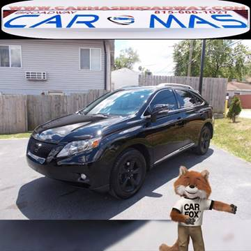 2010 Lexus RX 350 for sale at Car Mas Broadway in Crest Hill IL