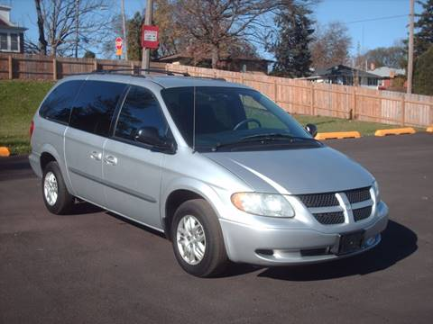 2003 Dodge Grand Caravan for sale at Car Mas Broadway in Crest Hill IL