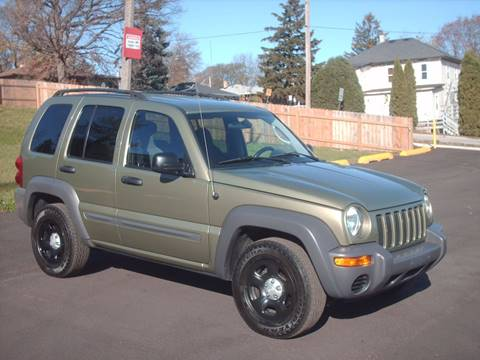 2003 Jeep Liberty for sale at Car Mas Broadway in Crest Hill IL