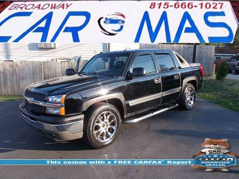 2004 Chevrolet Avalanche for sale at Car Mas Broadway in Crest Hill IL
