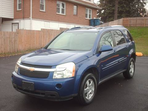 2007 Chevrolet Equinox for sale at Car Mas Broadway in Crest Hill IL