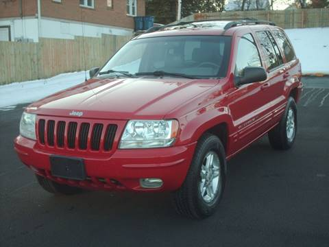 2000 Jeep Grand Cherokee for sale at Car Mas Broadway in Crest Hill IL