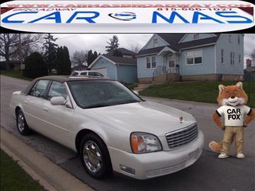 2002 Cadillac DeVille for sale in Crest Hill, IL