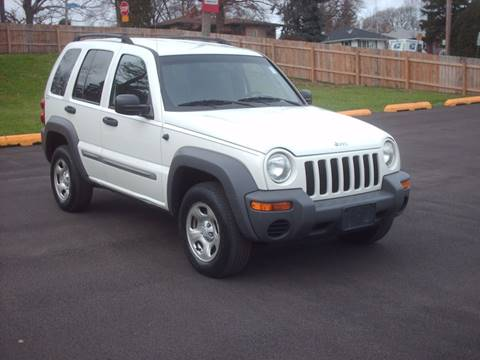 2002 Jeep Liberty for sale at Car Mas Broadway in Crest Hill IL