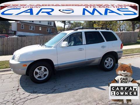 2003 Hyundai Santa Fe for sale in Crest Hill, IL