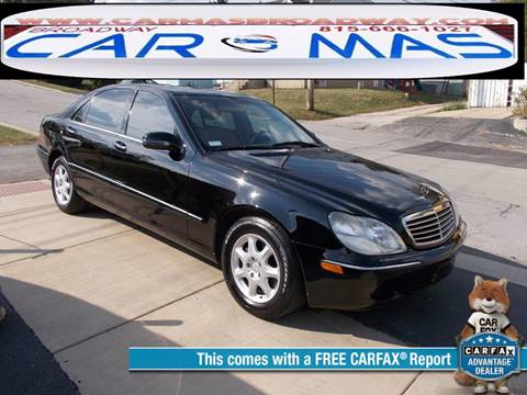 2000 Mercedes-Benz S-Class for sale in Crest Hill, IL