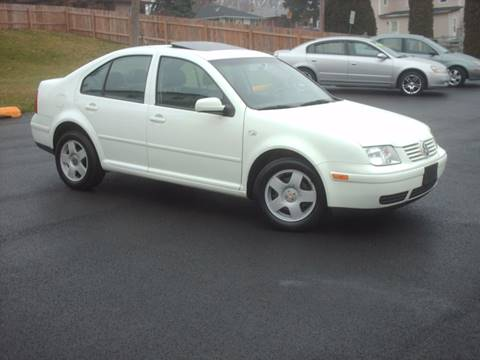 2002 Volkswagen Jetta for sale at Car Mas Broadway in Crest Hill IL
